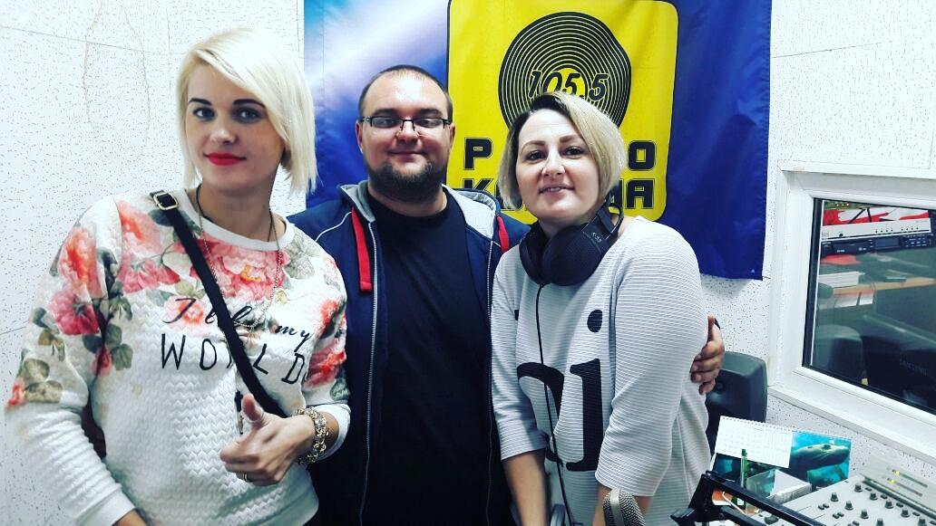 AV HOLIDAY МАГАДАН разыграли приз в эфире радио Колыма