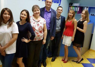 Коллектив в Перми