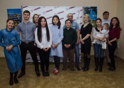 Коллектив в Якутске