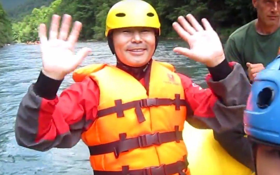 Видео — Рафтинг на реке Тара, Черногория