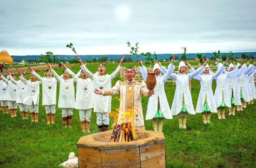 Выходные в Якутске 28 и 29 июня, Ысыах