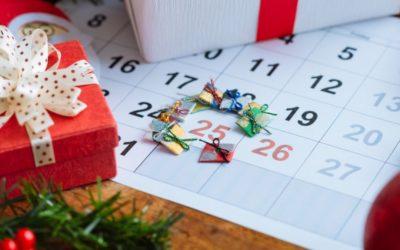 Выходные на новогодние праздники, оф. Магадан