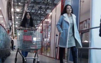 Видео: Благотворительная акция AV Holiday в Якутске 2019