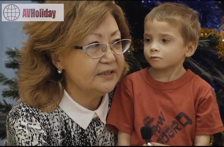 Видео: помощь фонду «Берегиня»